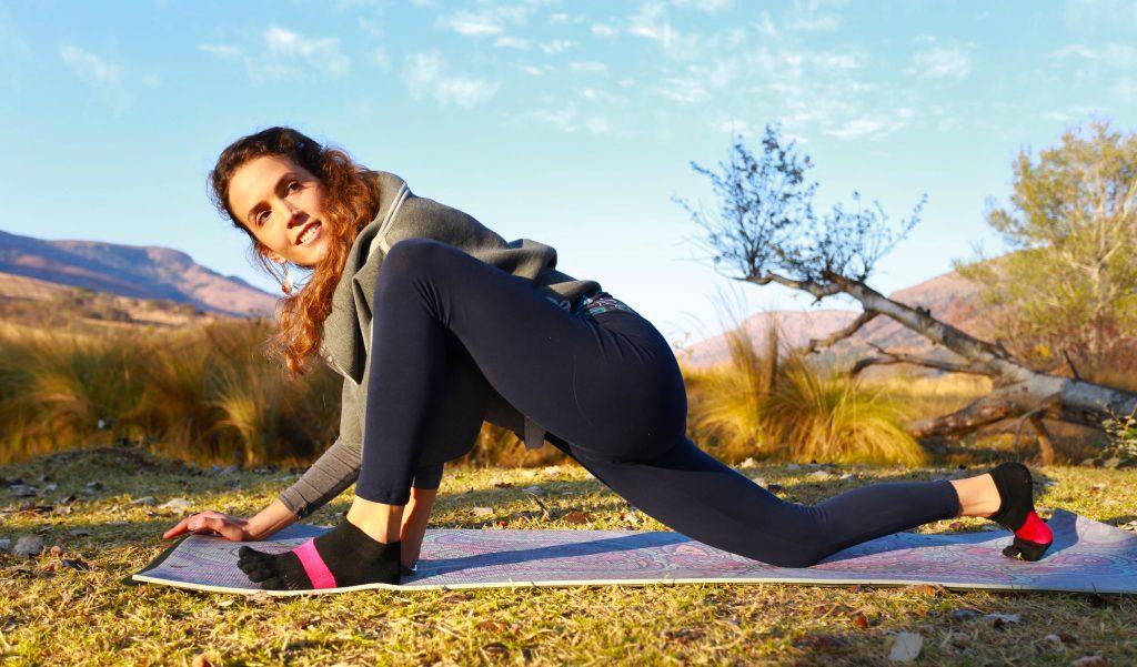 Nina Butler Yoga Docent