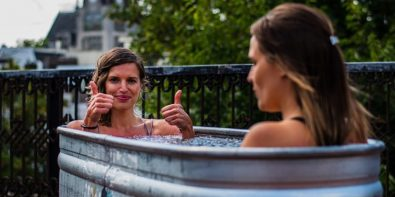 Laura Hof Workshop Wim Hof Method | Feminien