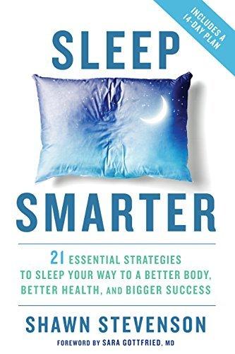 Biohacken Sleep Smarter Shawn Stevenson