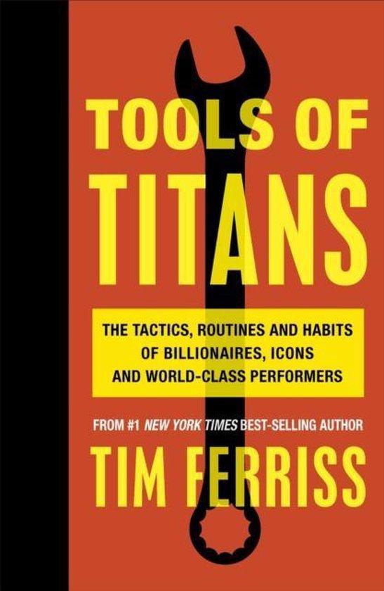 Biohacken Tools of Titans Tomothy Ferriss   Feminien