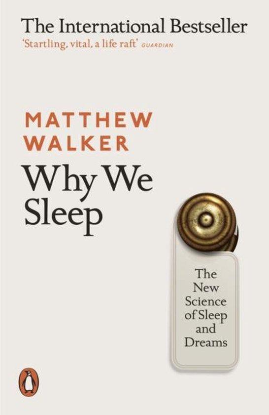 Biohacken Why We Sleep Matthew Walker   Feminien
