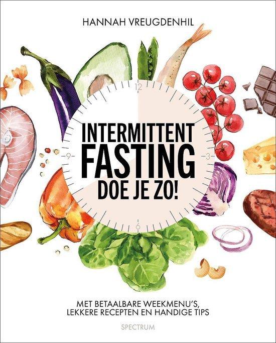 Intermittent fasting - doe je zo Hannah Vreugdenhil