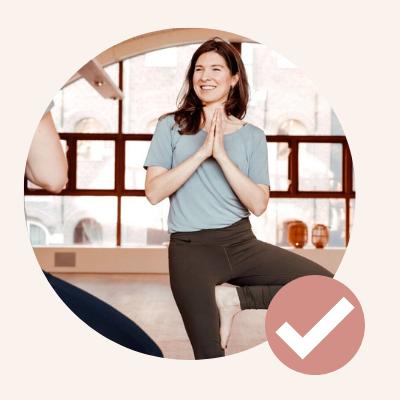Quinty May van Eick - yogatherapeur - Feminien