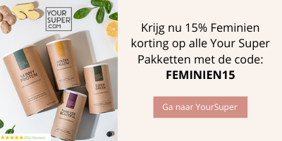 YourSuper Feminien Kortingscode