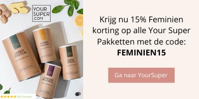YourSuper Feminien Kortingscode