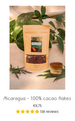 Pure Kakaw | Nicaragua - 100% cacao flakes