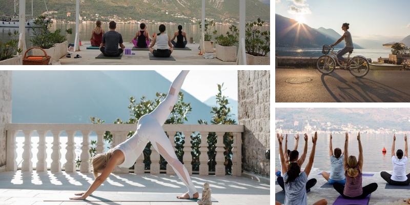 6-daags yoga retreat Kotor Montenegro